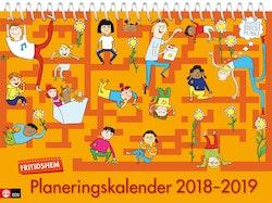 Fritidshem Planeringskalender 2018-2019