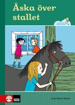 Läshoppet Kapitelbok - Åska över stallet