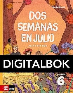 Dos semanas en julio 6 Allt-i-ett-bok Digital