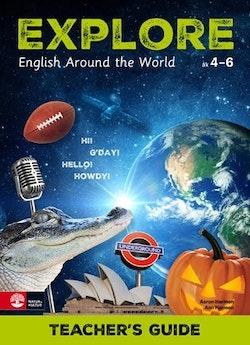 Explore Teacher's guide : English Around The World