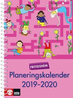 Fritidshem Planeringskalendern 2019-2020