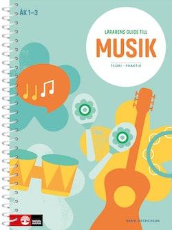 Lärarens guide till Musik åk 1-3