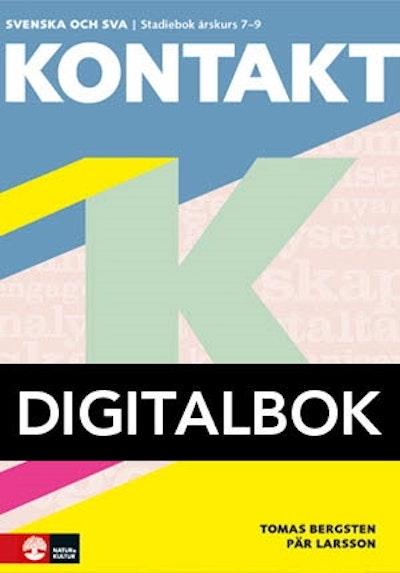 Kontakt Stadiebok Digital