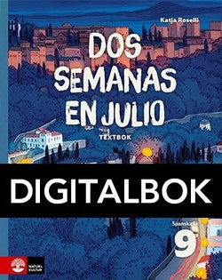 Dos semanas en julio 9 Textbok Digital