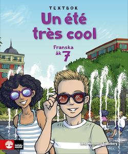 Un été très cool åk 7 Övningsbok Digital