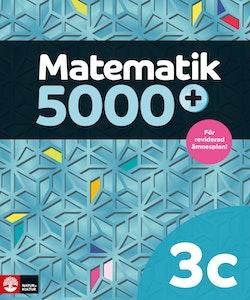 Matematik 5000+ Kurs 3c Lärobok