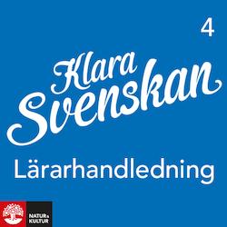 Klara svenskan åk 4 Lärarwebb 12 mån