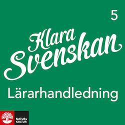 Klara svenskan åk 5 Lärarwebb 12 mån