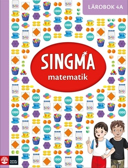 Singma matematik 4B Övningsbok