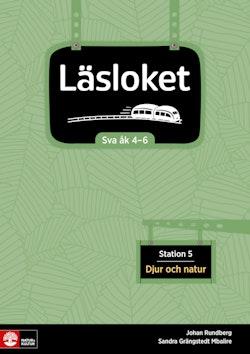 Läsloket åk 4-6 Station 5 Djur och natur