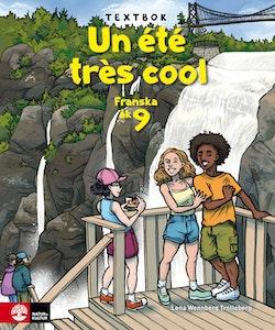 Un été très cool åk 9 Textbok