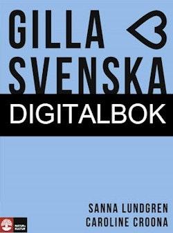 Gilla svenska C Elevbok Digital