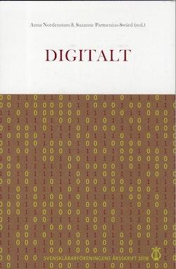 Svensklärarföreningens årsskrift 2018: Digitalt