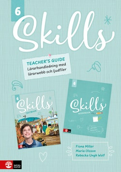 Skills Teacher's Guide åk 6 inkl ljudfiler och dig