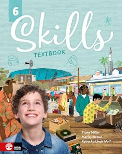 Skills Textbook åk 6
