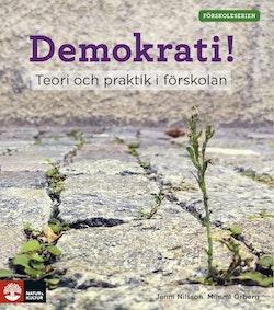 Förskoleserien Demokrati! : - Teori och praktik i förskolan