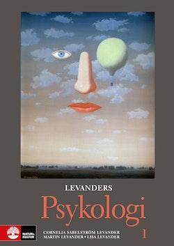 Levanders Psykologi 1 för gymnasiet, tredje upplag