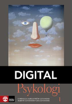 Levanders Psykologi 1 för gymnasiet Digital, tredj
