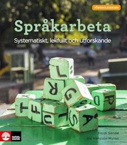 Förskoleserien Språkarbeta - Systematiskt, lekfull