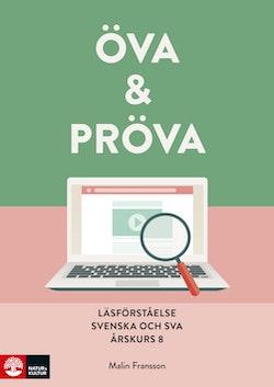 Öva & pröva. Läsförståelse i svenska och sva årsku