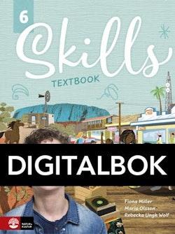 Skills åk 6 Textbook Digital UK
