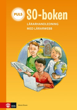 PULS SO-boken 1-3 Lärarhandledning med lärarwebb, andra upplagan
