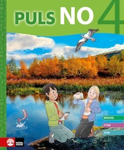 PULS NO åk 4 Grundbok Digital