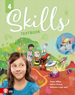 Skills åk 4 Textbook Digital UK