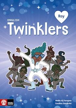 English Twinklers blue Roy