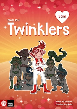 English Twinklers red Sam