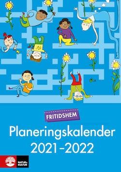 Fritidshem Planeringskalendern 2021-2022