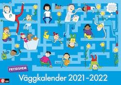 Fritidshem Väggkalender 2021-2022