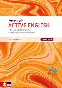 Lärare Gör Active English : 70 övningar för muntlig och skriftlig kommunika