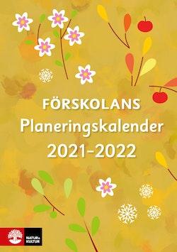 Förskolans planeringskalender 2021-2022