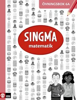 Singma matematik 6A Övningsbok