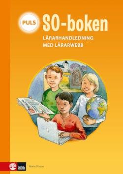 PULS SO-boken 1-3 Lärarwebb 12 mån, andra upplagan