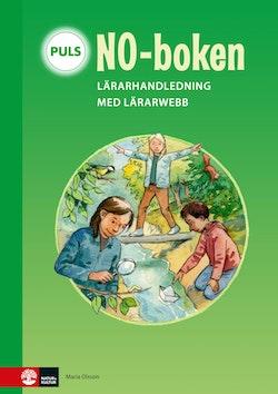 PULS NO-boken 1-3 Lärarwebb 12 mån, andra upplagan