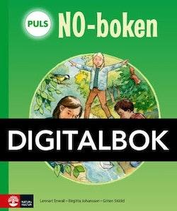PULS NO-boken 1-3 Grundbok Digitalbok, andra uppl