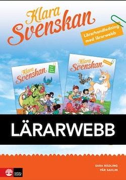 Klara svenskan åk 2 Lärarwebb 12 mån