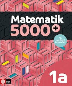 Matematik 5000+ Kurs 1a Lärobok