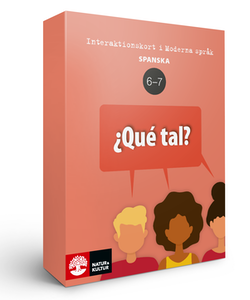 Interaktionskort spanska åk 6-7 - ¿Qué tal?
