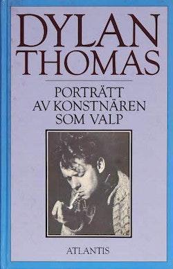 Alla Ti Kl/Porträtt av konstnären som valp