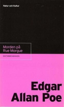 Entimmesboken Poe, Edgar Allan / Morden på Rue Morgue