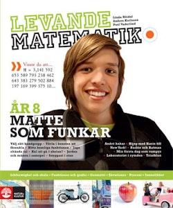 Levande matematik Grundbok 8
