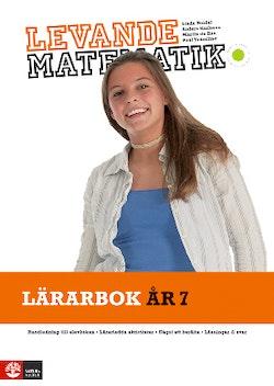 Levande matematik Lärarbok 7 med kopieringsunderlag
