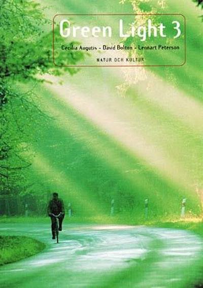 Green Light 3 Lärobok med elev-cd