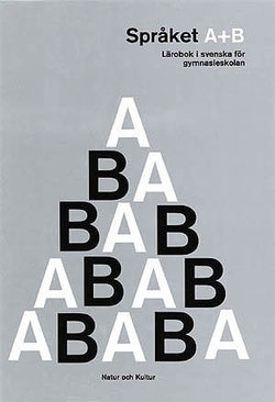Språket A+B