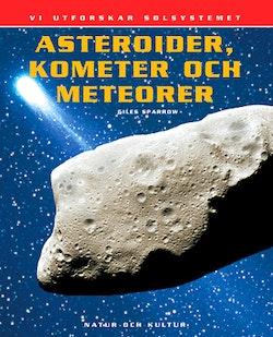 Asteroider, kometer och meteorer