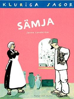 Kluriga sagor Sämja, 5-pack med lärarhandledning