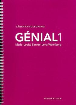 Génial. 1, Lärarhandledning